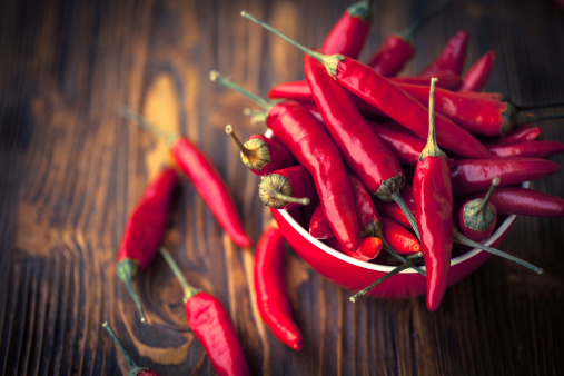 Chili Con Carne「Red chilli peppers」:スマホ壁紙(14)