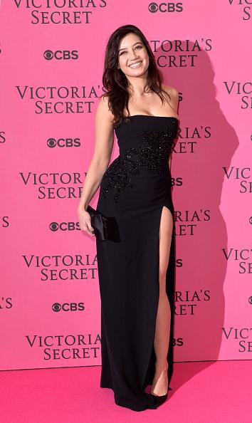 Long Hair「2014 Victoria's Secret Fashion Show - Pink Carpet」:写真・画像(2)[壁紙.com]