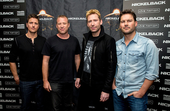 チャド・クルーガー「Nickelback Special Announcement And Live Performance」:写真・画像(11)[壁紙.com]
