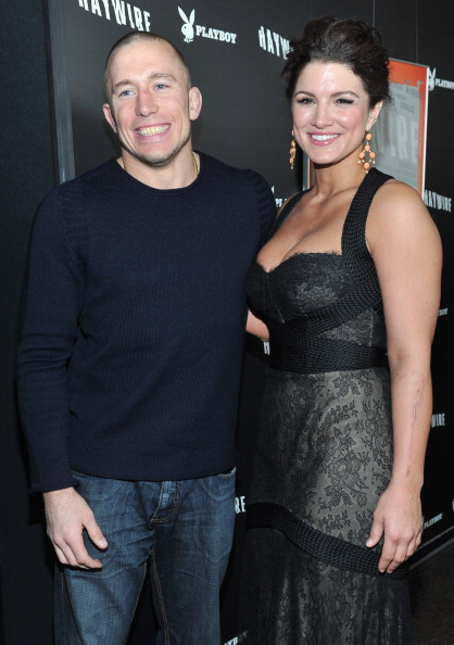 "Gina Carano「Premiere Of Relativity Media's ""Haywire"" - Red Carpet」:写真・画像(13)[壁紙.com]"