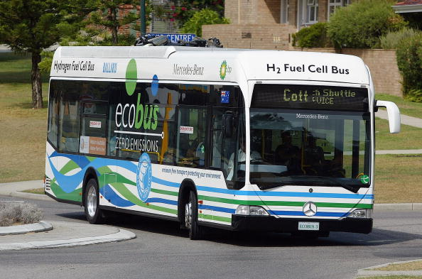 Bus「Hydrogen Fuel Cell Buses Tested In Perth」:写真・画像(18)[壁紙.com]