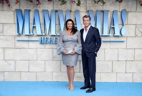 "Mamma Mia Here We Go Again「""Mamma Mia! Here We Go Again"" - UK Premiere - Red Carpet Arrivals」:写真・画像(16)[壁紙.com]"
