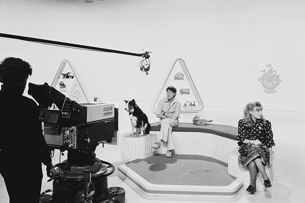 Filming「Blue Peter Team」:写真・画像(9)[壁紙.com]