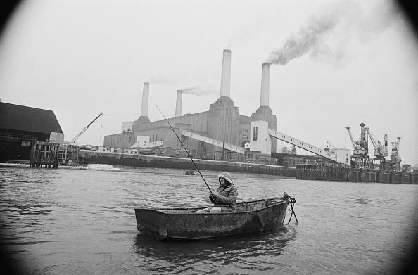Fishing Rod「Fishing On The Thames」:写真・画像(14)[壁紙.com]