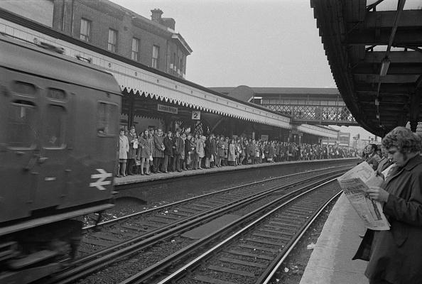 William Lovelace「Commuter Chaos In London」:写真・画像(5)[壁紙.com]
