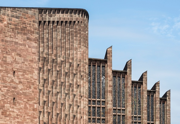 Basil「Coventry Cathedral」:写真・画像(16)[壁紙.com]