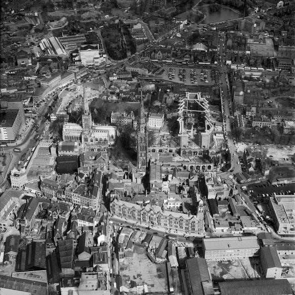 Basil「Coventry Cathedral」:写真・画像(9)[壁紙.com]