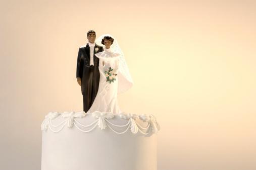 Married「Wedding cake topper」:スマホ壁紙(19)