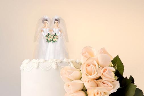 Married「Wedding cake topper」:スマホ壁紙(5)