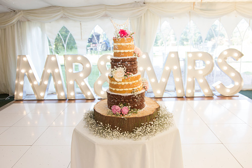 Entertainment Tent「wedding cake in a marquee」:スマホ壁紙(5)