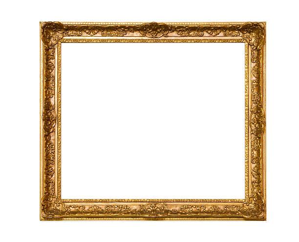 Gold Frame:スマホ壁紙(壁紙.com)