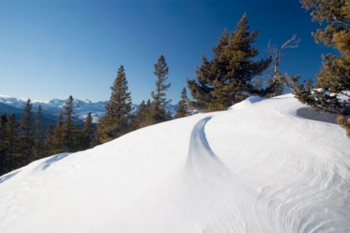 Snowdrift「Snow Drifts And Mountains」:スマホ壁紙(14)