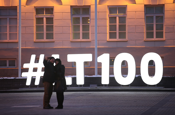 Anniversary「Lithuania Celebrates 100th Anniversary Of Restoration Of Statehood」:写真・画像(11)[壁紙.com]