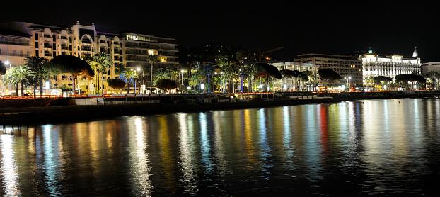 Boulevard「Cannes by night」:スマホ壁紙(15)