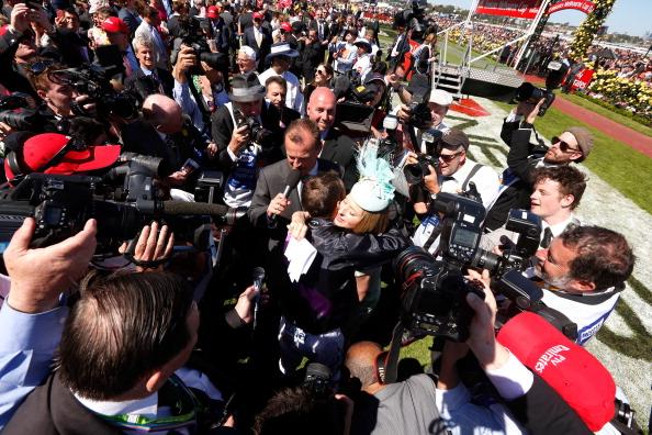 Damien Oliver「2013 VRC Brief: Melbourne Cup Day - Sponsorship」:写真・画像(1)[壁紙.com]