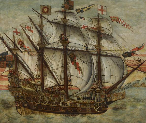 Renaissance「The Carrack Henry Grâce À Dieu」:写真・画像(17)[壁紙.com]