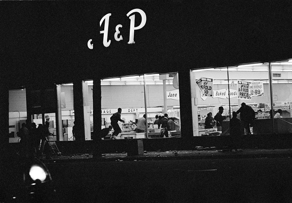 Black Civil Rights「1968 Washington Riots」:写真・画像(5)[壁紙.com]