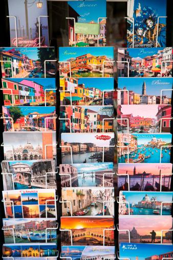 Gift Shop「Postcards for sale at souvenir shop」:スマホ壁紙(15)