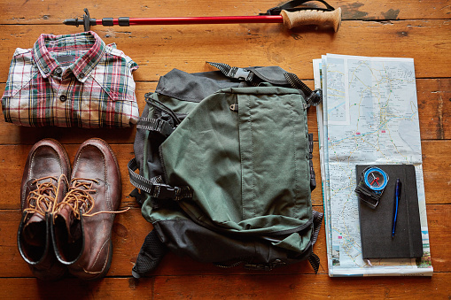Tartan check「Geared for adventure」:スマホ壁紙(15)