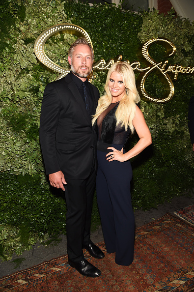 Jessica Simpson「Jessica Simpson Celebrates The 10th Anniversary Of The Jessica Simpson Collection」:写真・画像(8)[壁紙.com]