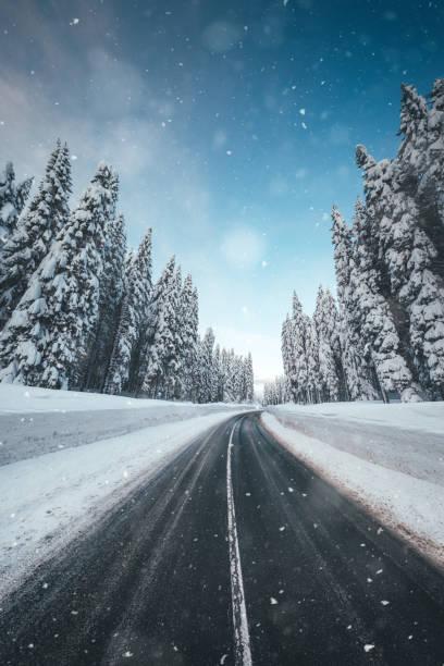 Winter Conditions:スマホ壁紙(壁紙.com)