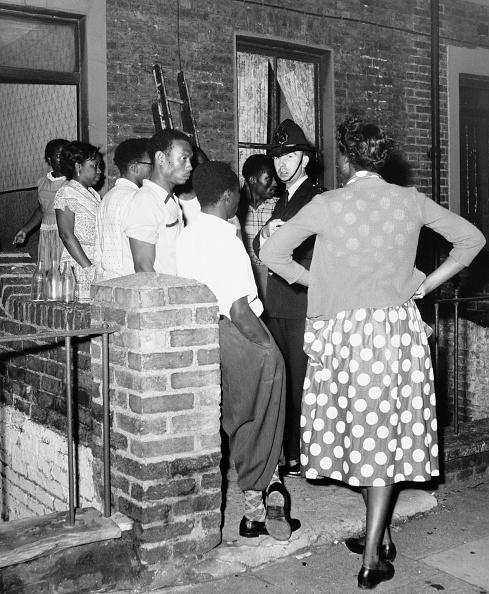 Black History in the UK「1958 Notting Hill Race Riots」:写真・画像(4)[壁紙.com]