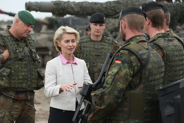 Government Minister「NATO Holds Noble Jump Exercises Of VJTF Forces」:写真・画像(5)[壁紙.com]