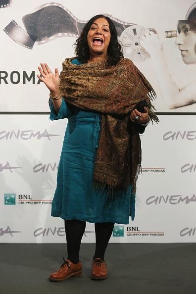 Sleeved Dress「Italian Movies Photocall - The 7th Rome Film Festival」:写真・画像(8)[壁紙.com]