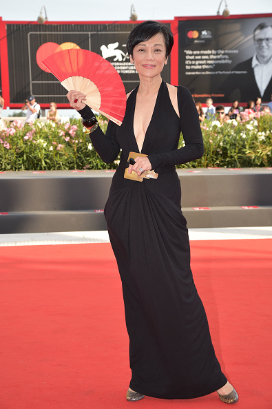 "Round Toe Shoe「""Ji Yuan Tai Qi Hao"" (No.7 Cherry Lane) Red Carpet Arrivals - The 76th Venice Film Festival」:写真・画像(17)[壁紙.com]"