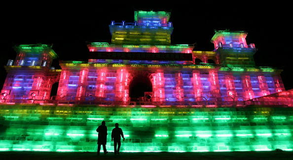 Harbin Ice Festival「Annual Harbin Ice Festival Kicks Off」:写真・画像(12)[壁紙.com]