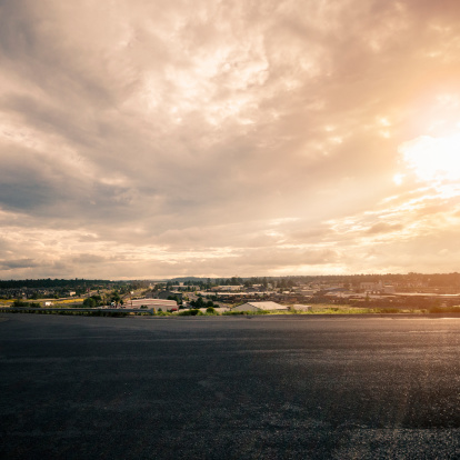 Boulevard「Sunset on Utah state」:スマホ壁紙(1)