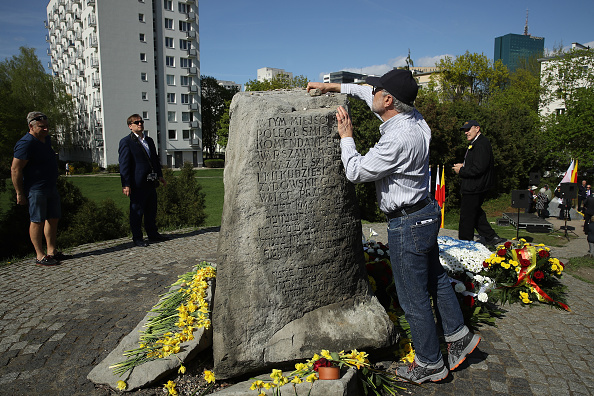 政治と行政「Poland Commemorates Warsaw Ghetto Uprising 75th Anniversary」:写真・画像(17)[壁紙.com]