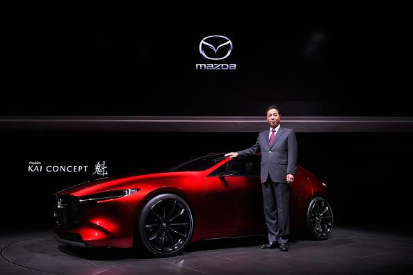 Mazda「Mazda Motor @Tokyo Motor Show」:写真・画像(12)[壁紙.com]