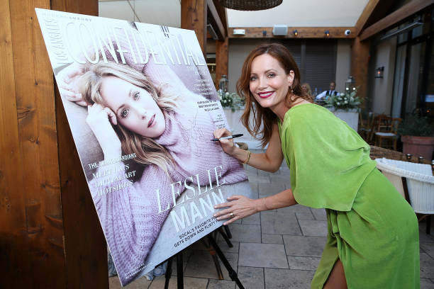 Los Angeles Confidential Celebrates Fashion Island's 50th Anniversary With Summer Cover Star Leslie Mann:ニュース(壁紙.com)