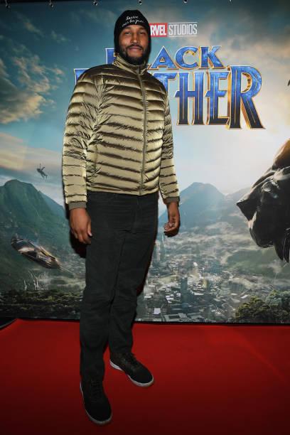 """Black Panther"" Paris Special Screening At Le Grand Rex:ニュース(壁紙.com)"
