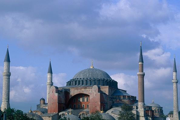 2002「Hagia Saphia mosque. Istanbul, Turkey.」:写真・画像(15)[壁紙.com]