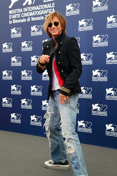 ジャンナ・ナンニーニ「'Janis' photocall - 72nd Venice Film Festival」:写真・画像(1)[壁紙.com]
