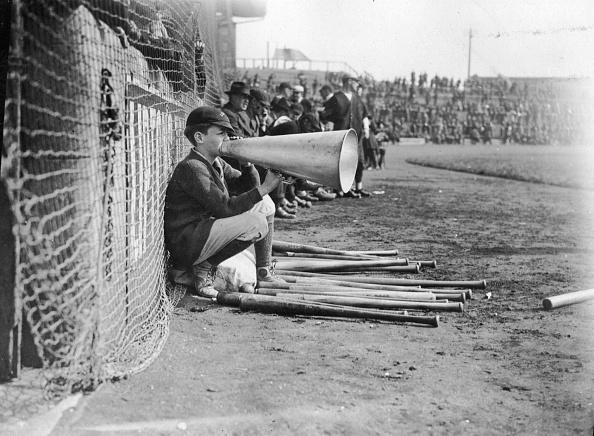 Baseball - Sport「Megaphone」:写真・画像(2)[壁紙.com]