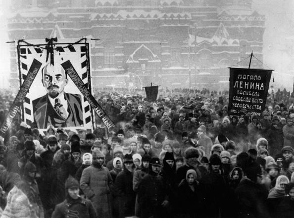 Banner - Sign「Lenin's Funeral」:写真・画像(13)[壁紙.com]