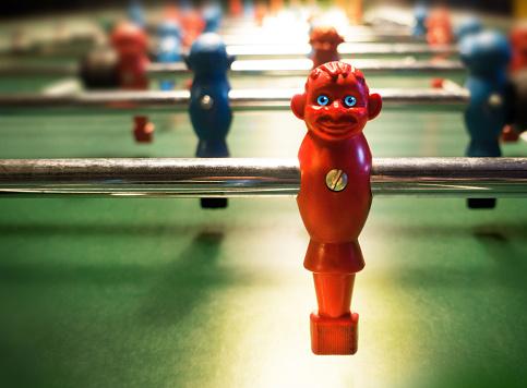 Competitive Sport「Foosball - tabletop soccer」:スマホ壁紙(0)