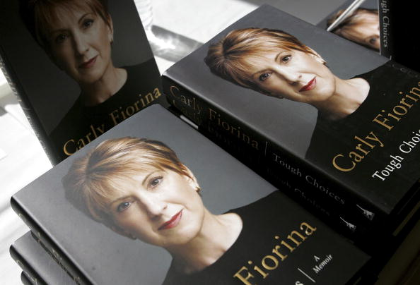 Justin Sullivan「Former HP CEO Carly Fiorina Discusses Her New Book」:写真・画像(16)[壁紙.com]