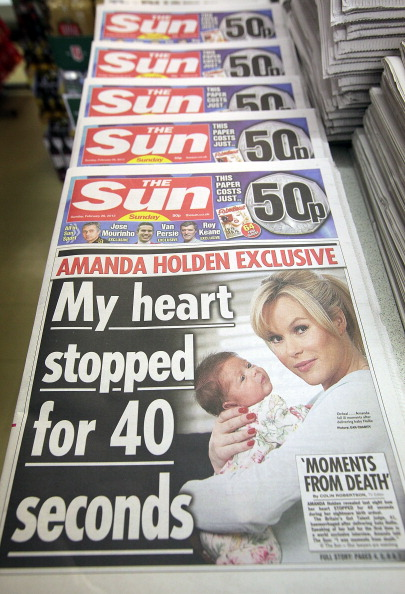 Convenience「The First Editions Of The Sun On Sunday Hit The Newstands」:写真・画像(8)[壁紙.com]