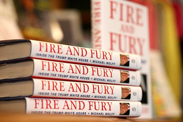 作家「Michael Wolff's Book On Trump Administration Released Early Due To Demand」:写真・画像(3)[壁紙.com]