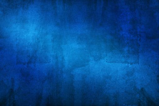 Abstract Backgrounds「Dark blue grunge background」:スマホ壁紙(15)