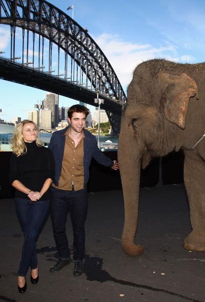 ロバート・パティンソン「'Water For Elephants' Press Conference」:写真・画像(5)[壁紙.com]