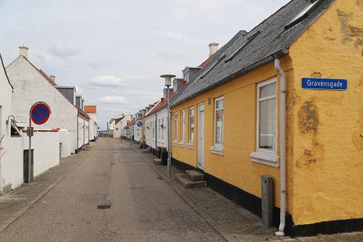 Danish Culture「street」:スマホ壁紙(8)