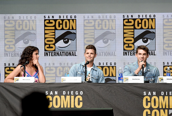 Headshot「Comic-Con International 2017 - 'Teen Wolf' Panel」:写真・画像(0)[壁紙.com]