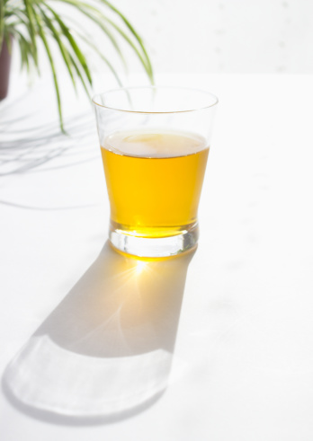 Ice Tea「A glass of barley tea」:スマホ壁紙(18)