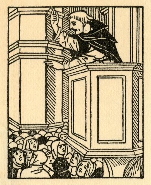 Circa 15th Century「Girolamo Savonarola」:写真・画像(5)[壁紙.com]