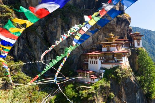 Himalayas「Taktsang Dzong or Tiger's Nest, Bhutan」:スマホ壁紙(18)